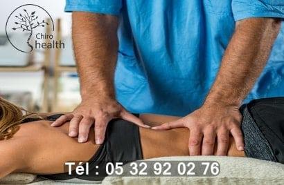 Chiropracteur et Cabinet de Chiropraxie sur CARAMAN  7 en Haute Garonne avec Grégoire Nalpas et le cabinet Chirohealth