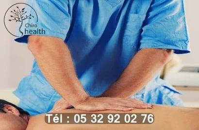 Chiropracteur et Cabinet de Chiropraxie sur CARAMAN  8 en Haute Garonne avec Grégoire Nalpas et le cabinet Chirohealth