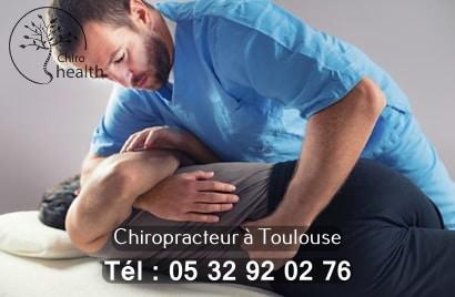 Chiropracteur et Cabinet de Chiropraxie à Toulouse
