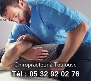 Chiropracteur et Cabinet de Chiropraxie sur Toulouse Barrière de Paris -9
